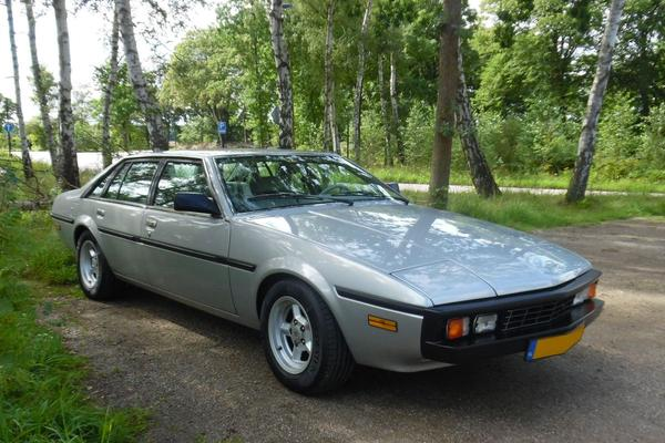 In het wild: Bitter SC Sedan (1985)