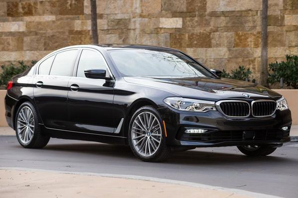 BMW 5-serie als diesel naar VS
