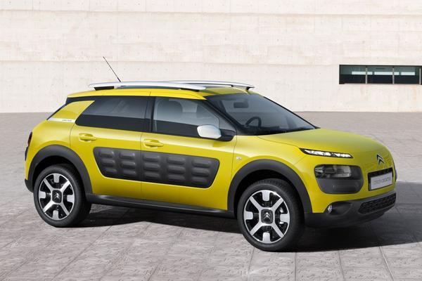 AutoWeek Top 50: Citroën C4 Cactus