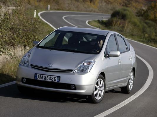 Terugroepactie voor Toyota Prius