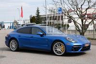 Spyshots Porsche Panamera