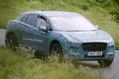 Gesnapt: Jaguar i-Pace