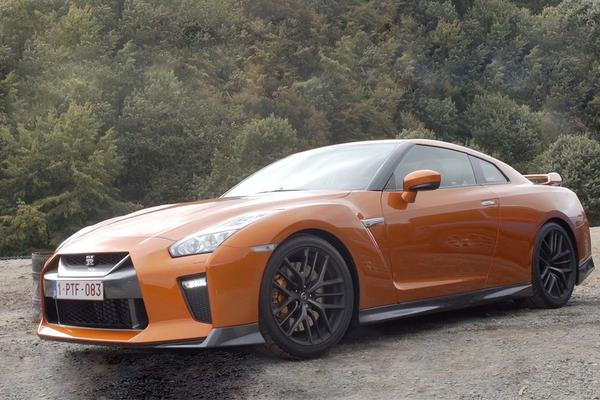 Video: Rij-impressie - Nissan GT-R