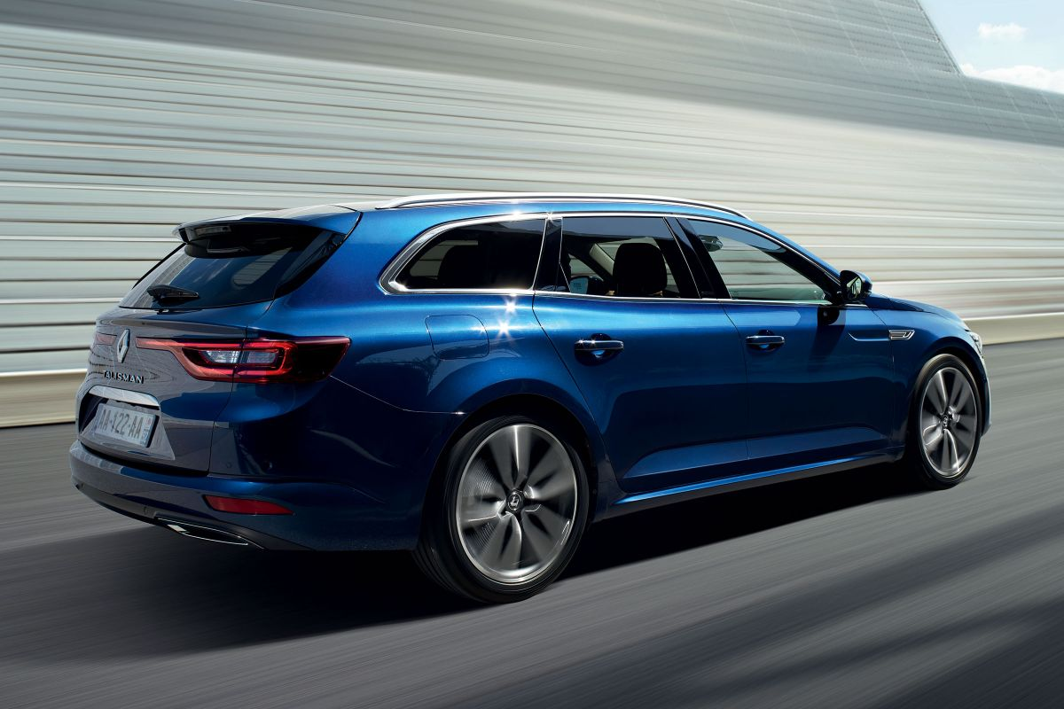 renault talisman estate onthuld autonieuws. Black Bedroom Furniture Sets. Home Design Ideas