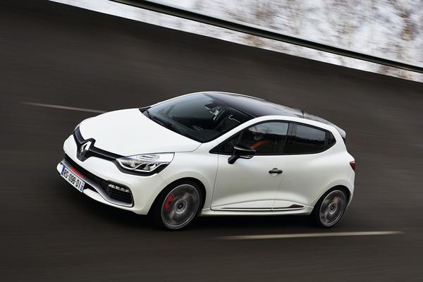 Extra pit: Renault Clio RS 220 EDC Trophy