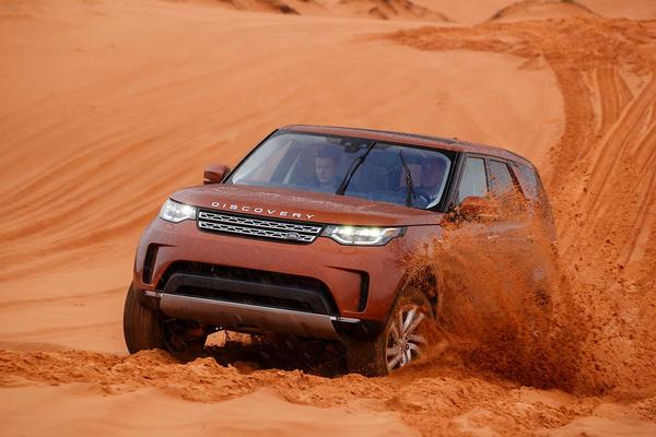 Video: Rij-impressie: Land Rover Discovery