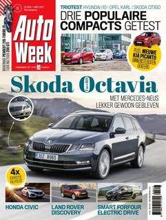 AutoWeek Cover 8 2017