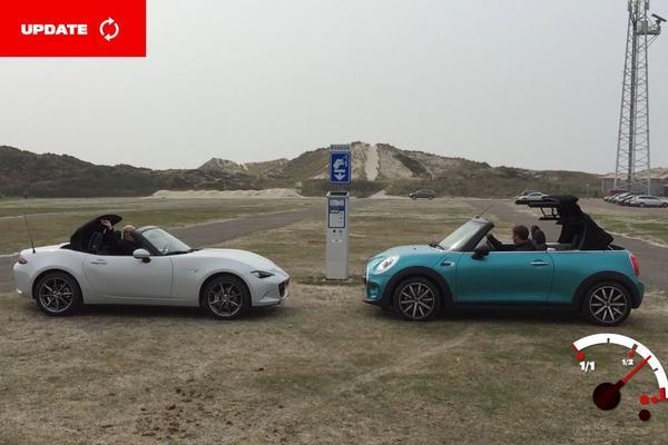 Video: Mini Cabrio of Mazda MX-5? - AutoWeek Update