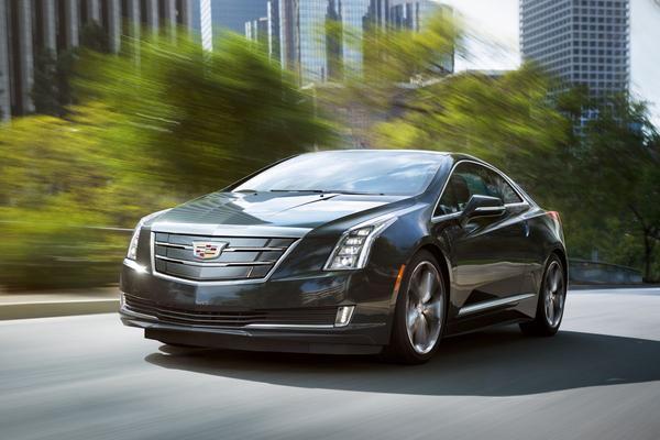 Productie Cadillac ELR gestopt