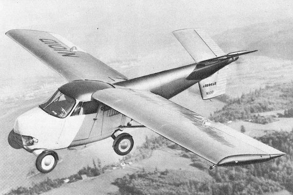 Afgestoft: Aerocar