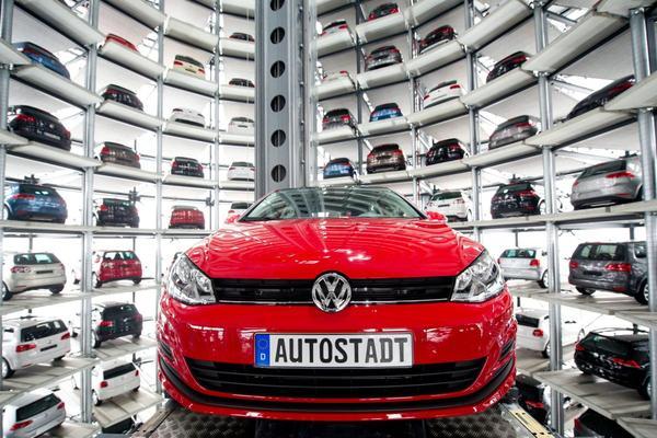 Volkswagen is grootste autoconcern ter wereld