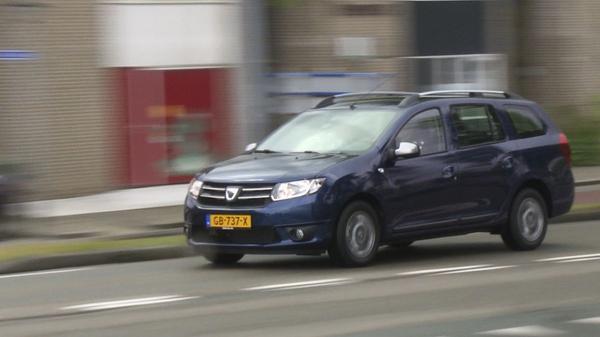 Video: Achteruitkijkspiegel - Dacia Logan MCV