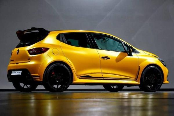 Extreme Renault Clio RS op komst