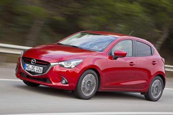 Mazda 2 nu ook met dieselmotor