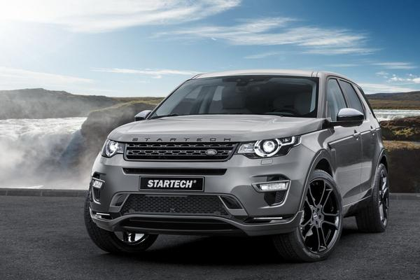 Startech doet Land Rover Discovery Sport