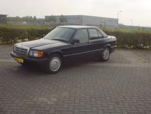 Mercedes-Benz 190 D