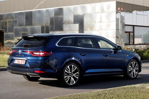 renault talisman estate dci 110 intens specificaties. Black Bedroom Furniture Sets. Home Design Ideas