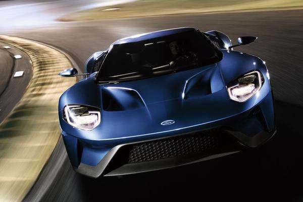 Eindelijk bekend: vermogen Ford GT