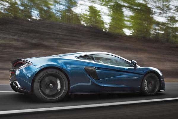 Rij-impressie: McLaren 570 GT