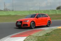 Rij-impressie - Audi RS3