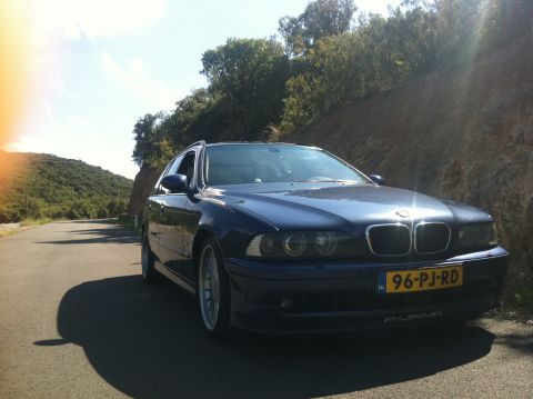 BMW Alpina D10 Biturbo Touring H6 2001