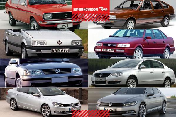 Supershowroom: Volkswagen Passat