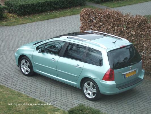 Peugeot 307 SW 1.6 16V 2003