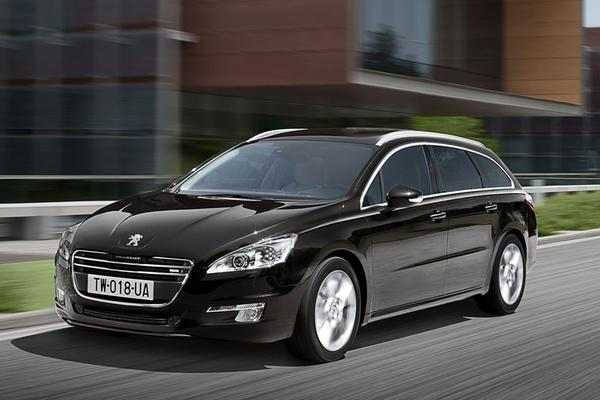 Peugeot 508 SW Blue Lease Executive 1.6 e-HDi