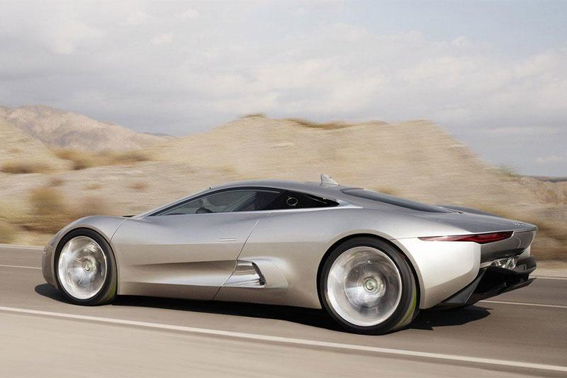 2010 Jaguar RD6 Concept photo - 3