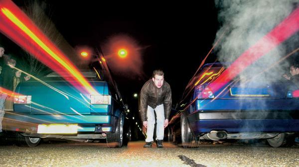 84 bekeuringen bij straatrace Maasvlakte