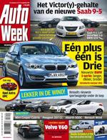 Cover of Autoweek via their website
