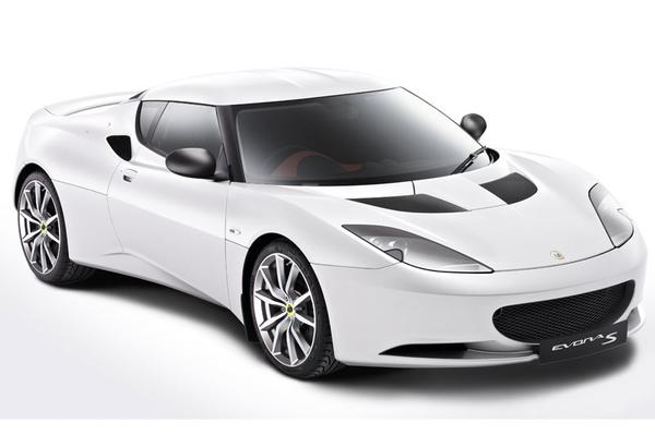 Lotus Evora S