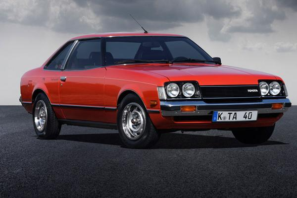 40 jaar Toyota Celica