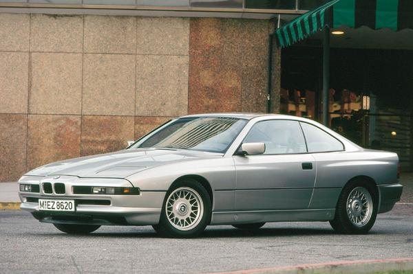 BMW 8-serie