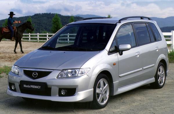 Mazda Premacy 1.8 Exclusive 2003