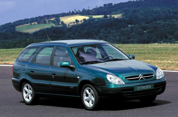 Citroen Xsara Break 1.6i 16V Ligne Prestige