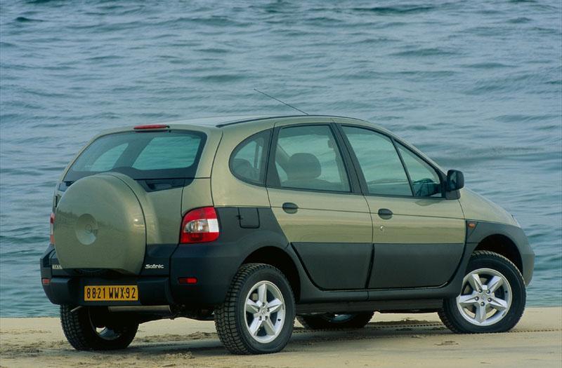 Renault sc nic rx4 2 0 16v privil ge specificaties auto vergelijken autoweek nl
