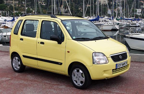 Suzuki Wagon R+ 1.3 Season 2002