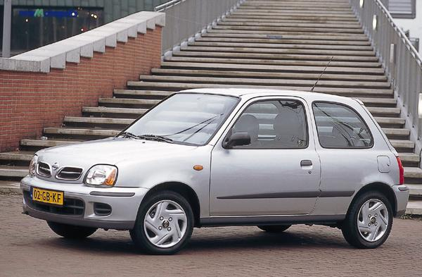 nissan micra 1 4 sport 2001 gebruikerservaring autoreviews. Black Bedroom Furniture Sets. Home Design Ideas