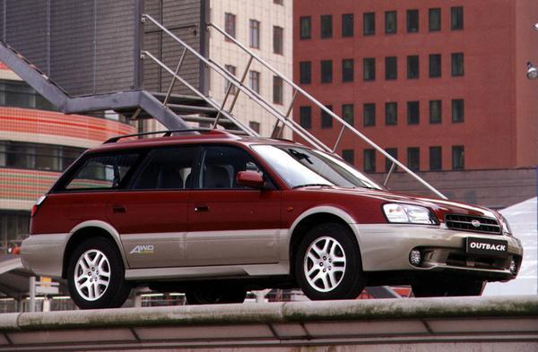 Subaru Legacy Outback 2.5 AWD 1999