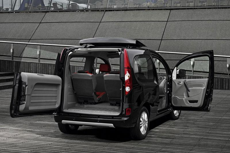 renault kangoo be bop 1 6 16v 110 specificaties auto vergelijken. Black Bedroom Furniture Sets. Home Design Ideas