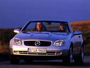 Mercedes-Benz SLK (1996)