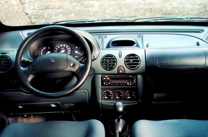 Renault kangoo rte 1 4 specificaties auto vergelijken for Interieur kangoo 2000