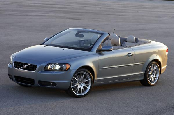 volvo c70 d5 summum 2007 gebruikerservaring autoreviews. Black Bedroom Furniture Sets. Home Design Ideas