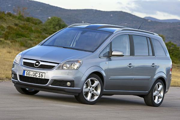 opel zafira 1 9 cdti 100pk cosmo 2006 gebruikerservaring autoreviews. Black Bedroom Furniture Sets. Home Design Ideas