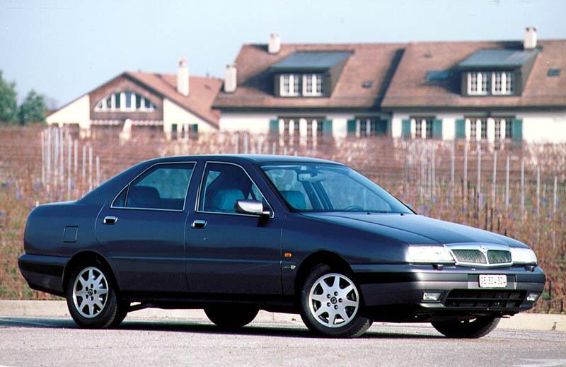Lancia Kappa 2 0 20v Turbo Ls Specificaties Auto