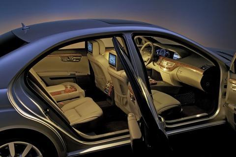 Mercedes Benz S Klasse S 320 Cdi 4matic Lang Prestige Plus