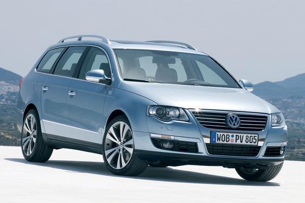... | Volkswagen Passat Variant 2.0 TDI 140pk Comfortline (2007