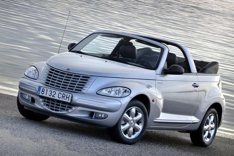 chrysler pt cruiser cabrio limited specificaties. Black Bedroom Furniture Sets. Home Design Ideas