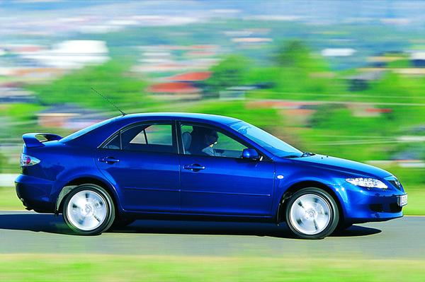 Drie miljoenste Mazda 6 geproduceerd
